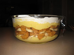banana pudding breakfast