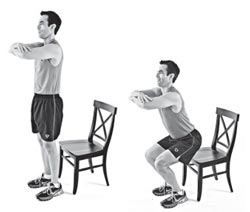 chair-squats