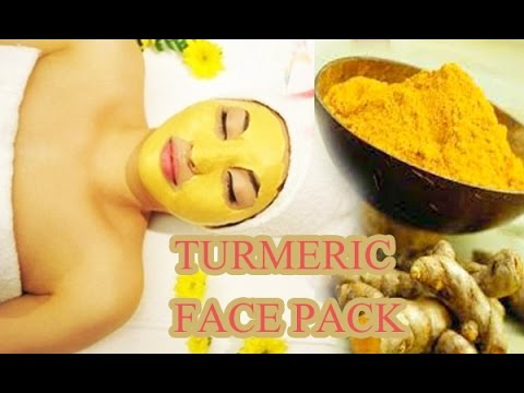 benefits of turmeric for face