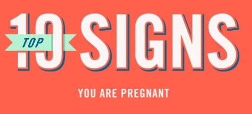 pregnancy signs symptoms